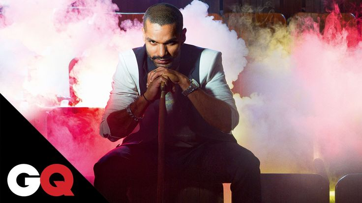 nice Shikhar Dhawan: Turn Of The Century | Exclusive Photoshoot & Interview | GQ India