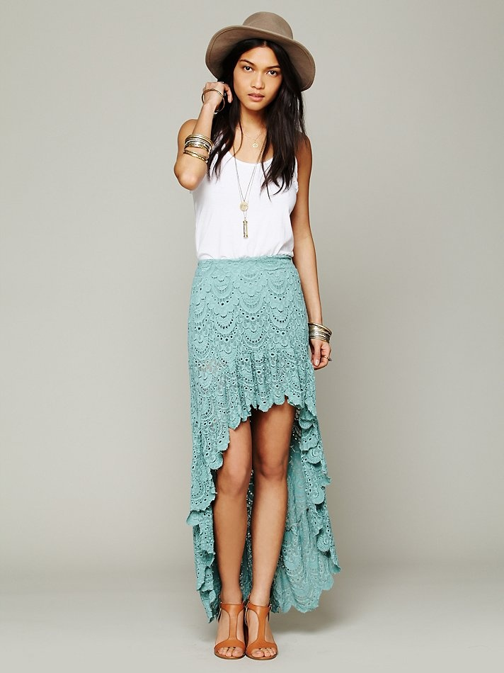 nightcap spanish saloon skirt at free people clothing. Black Bedroom Furniture Sets. Home Design Ideas