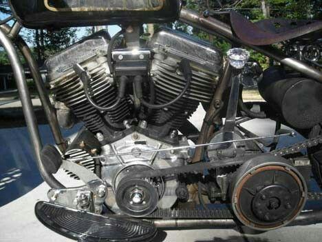 When Did Harley Davidson Start Using The Evo Motor