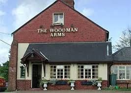 Woodmans Arms, Station Road, IOW, near steam railway.  Nice friendly pub, children welcome, good food.  Brand new children's play area for 2014.