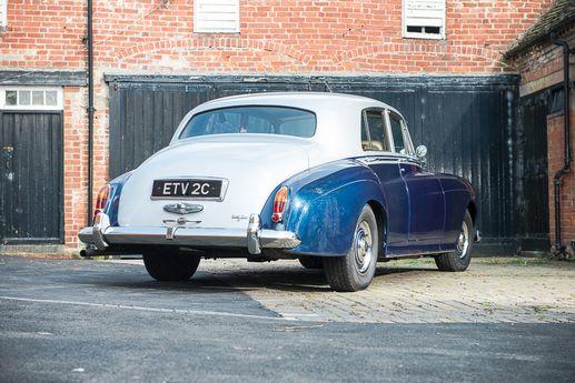 1965 Rolls-Royce Silver Cloud III - Silverstone Auctions