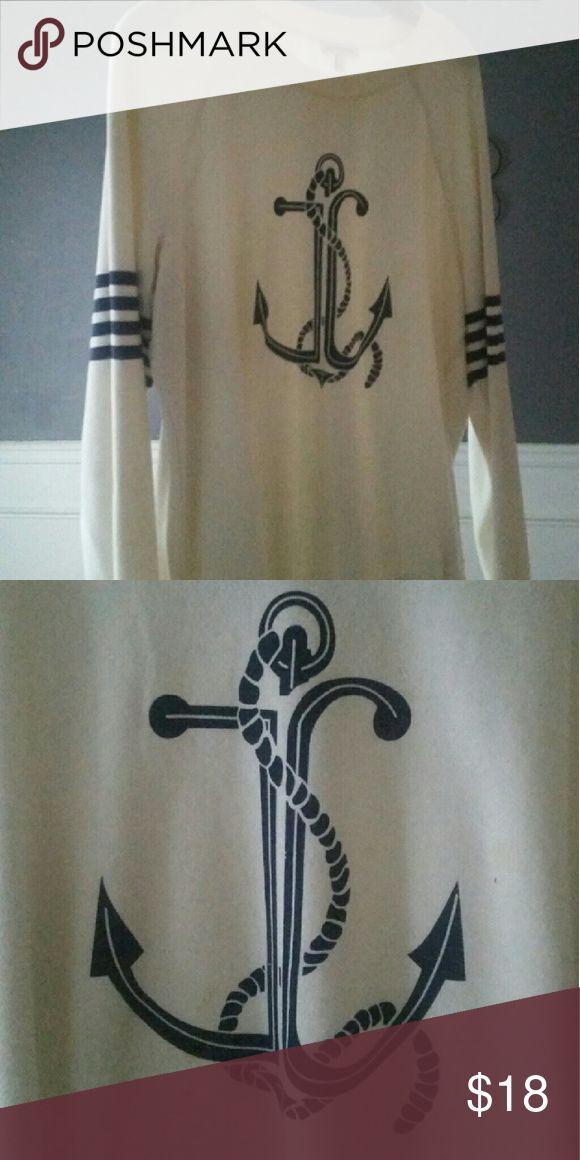 Juicy couture ancor sweater Gently worn Tops Sweatshirts & Hoodies