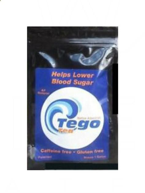 Tego Tea: Significantly Reduce Blood Sugar  Symptoms Associated With Type II Diabetes