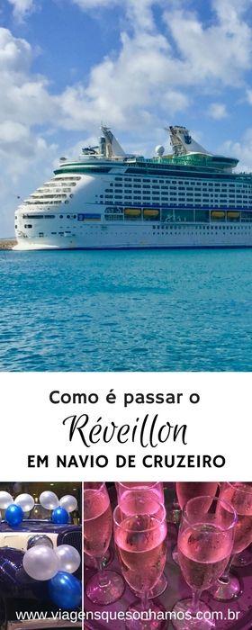Como é passar o réveillon em um navio de cruzeiro - Adventure of the Seas - Royal Caribbean - Cruzeiro no Caribe