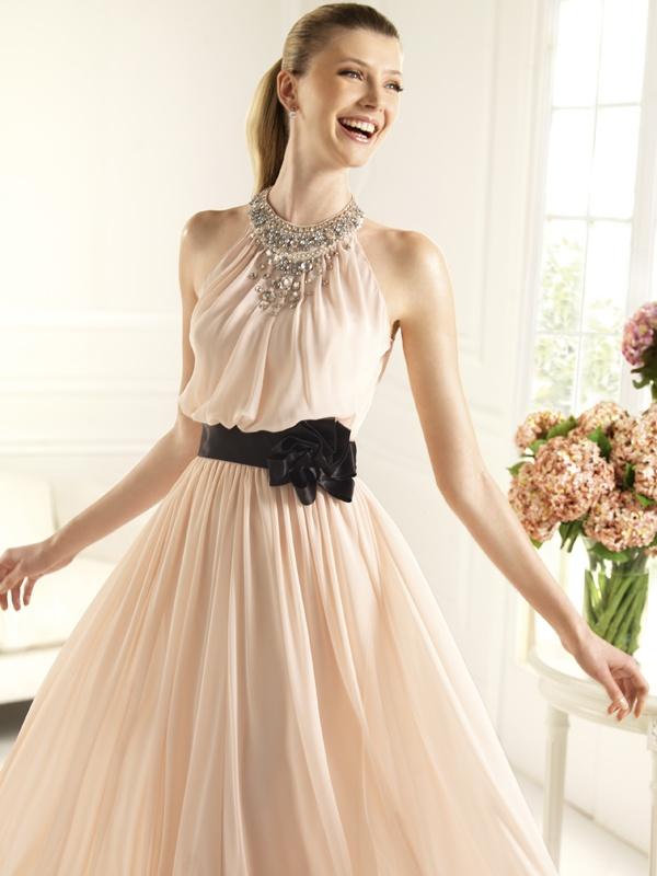 Pronovias Fiesta 2013 preview Bridal Dress Cancion