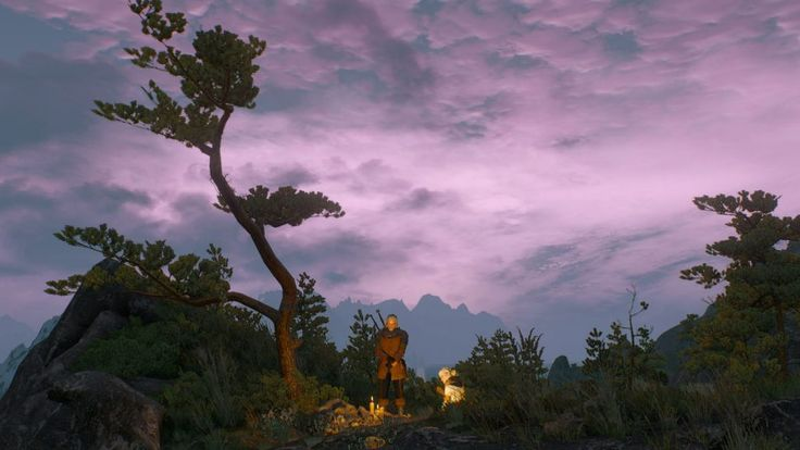 My second blog post about The Witcher 3.