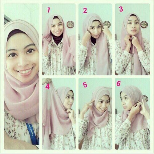 Latest Hijab Styles Tutorials & Designs 2015-2016 (5)