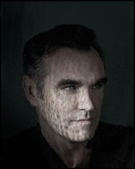 Morrissey. (Dan Winters)
