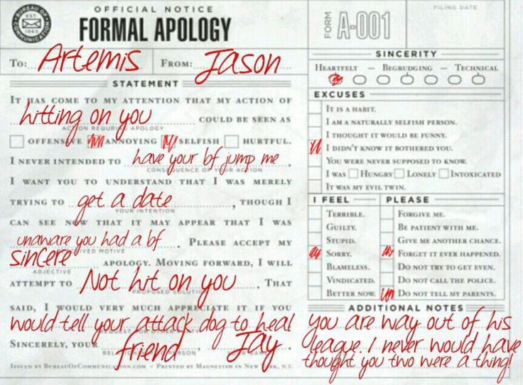 47 best Formal Apologies images on Pinterest Posts, Model and Books - apology letter to family