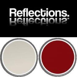 Reflections Splashback Panel 2100mm x 748mm NOMAD/MONACO