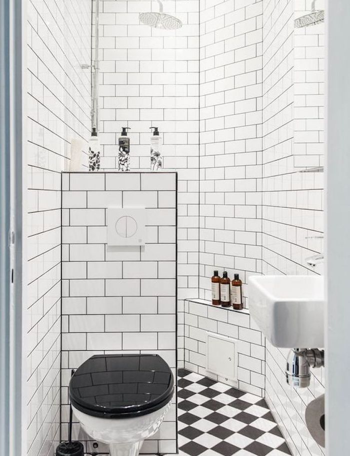 ▷ 1001 + astuces et idées d\'aménagement petite salle de ...