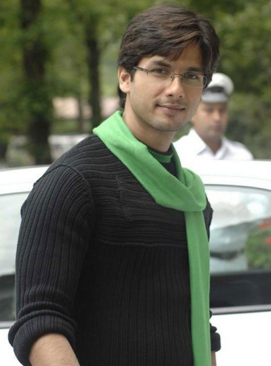 Shahid Kapoor in Jab We Met #Style #Bollywood #Fashion #Handsome