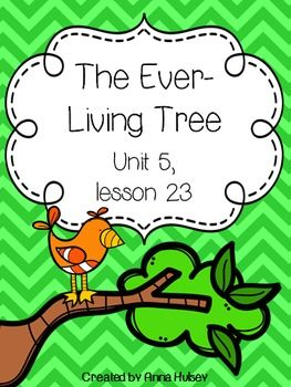 fourth grade the ever living tree journeys supplement my tpt store fourth grade. Black Bedroom Furniture Sets. Home Design Ideas