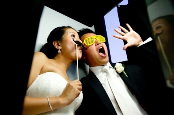 Step up and get creative!  www.flashbackphotobooths.com.au