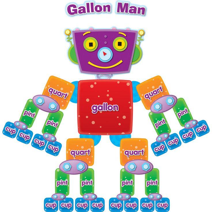 Gallon Man poster