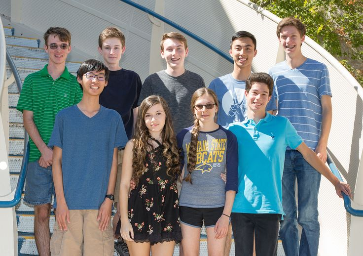 Ten Davis High School seniors were selected this year as semifinalists in the 2018 National Merit Scholarship Program. They are Daniel Chao, Laura Duffy, Richard Ge, James Hasson-Snell, Albert Hu, Jeffrey Keller, Euan McSorley, Kyle Stachowicz, Kersten Willgohs and Caleb Young Nationwide,...  http://www.davisenterprise.com/community/dhs-student-earn-national-merit-honors/  #davisenterprise #CommunityNews