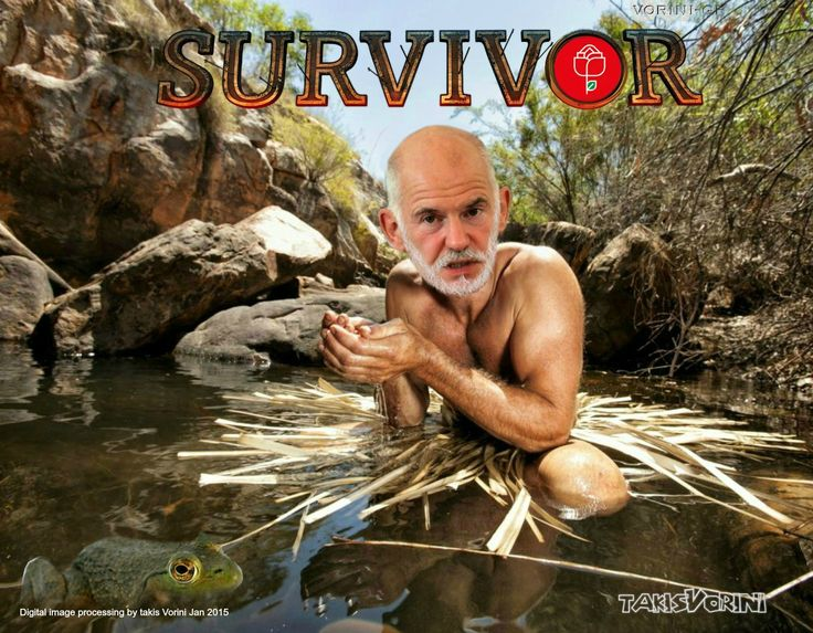 "vorini-gr: Πολιτική καραντίνα τύπου ""Survivor"" κάνει ο Γιώργος σε ελληνική βραχονησίδα (!)"