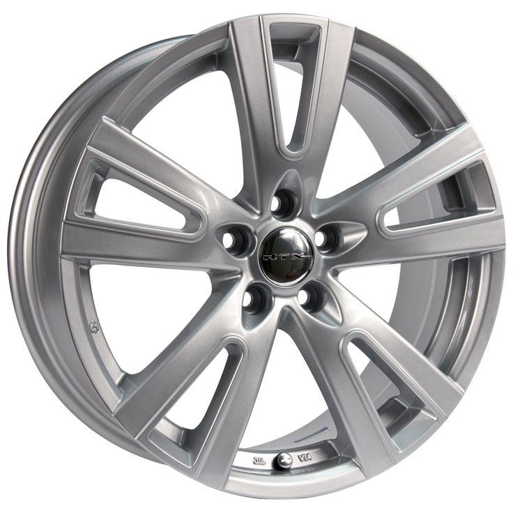 RTX Wheels - RTX OE - Trek Grandeur/Size : 16X6.5 http://www.rtxwheels.com/en/wheels/rtxwheels-trek-silver