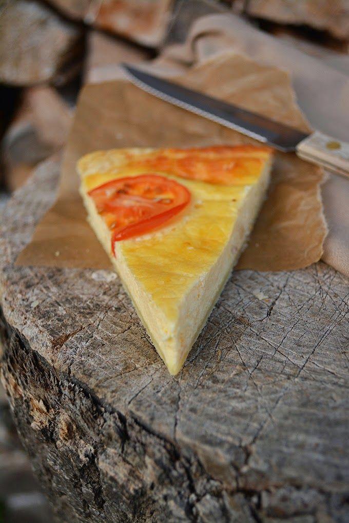 FoodLover: Sýrový koláč s Lučinou