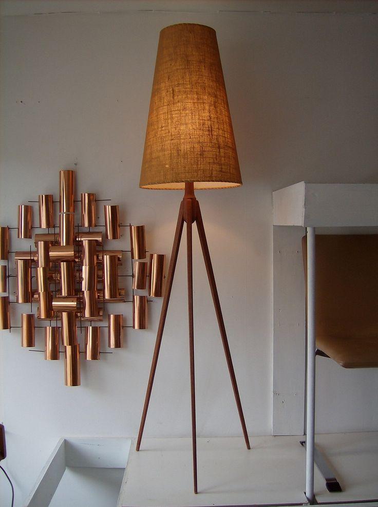 Mid Century Floor Lamp Type