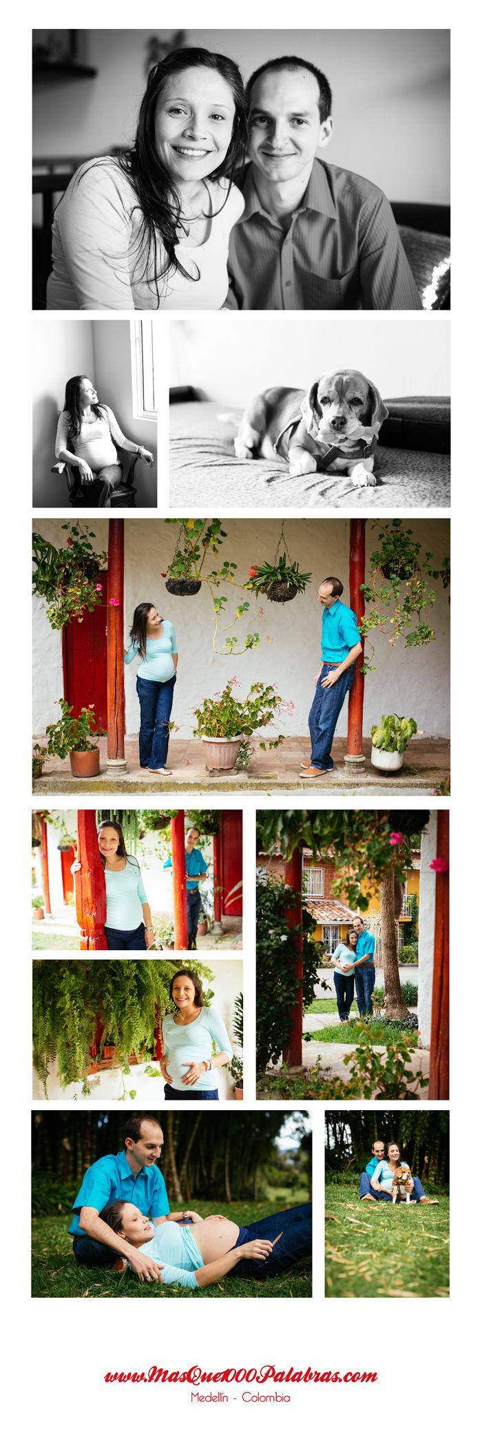 Sesion de embarazada, la ceja, antioquia www.masque1000palabras.com
