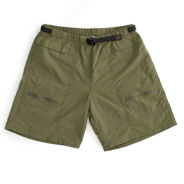 Camp Shorts, Olive – Bivouac Shop