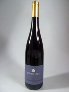 Nice! Weinreich Bechtheimer Schwarzriesling 2010