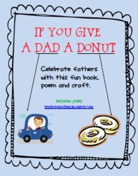 Cute Father's Day activity pack. Has a book, a poem project, and writing activity.