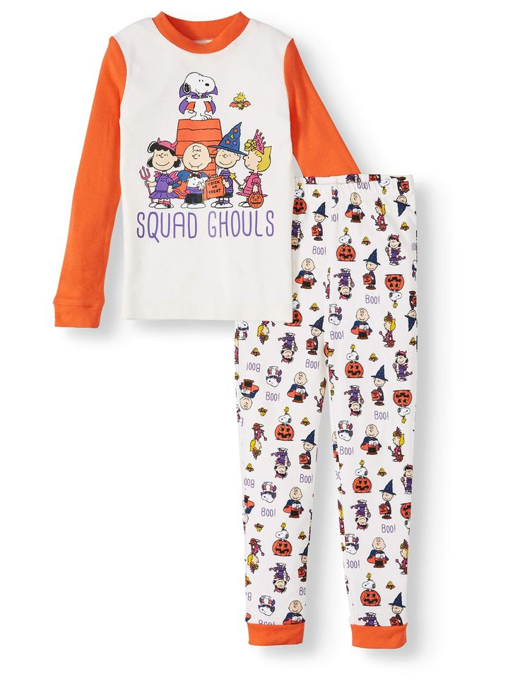 Party & occasions Peanuts girl, Pajama set, Cotton