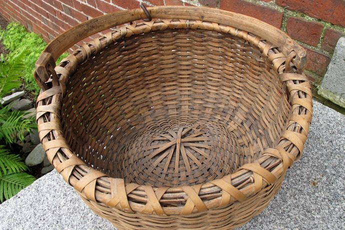 Basket Weaving Vancouver Bc : Martha wetherbee and nathan taylor american craft the