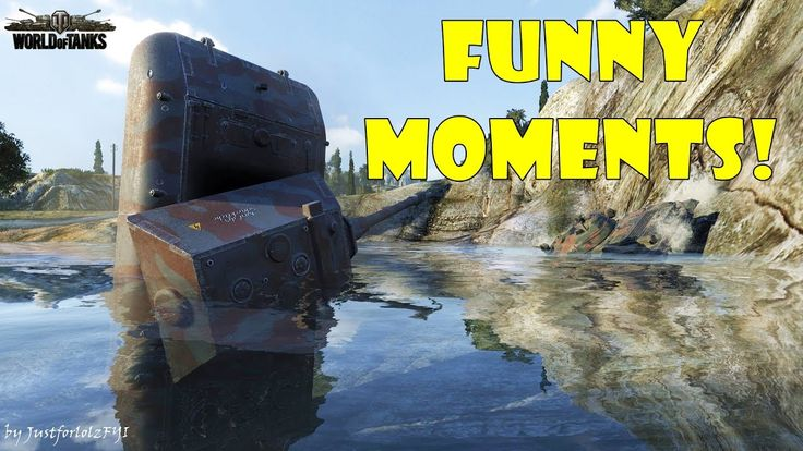 World of Tanks - Funny Moments | Week 4 January 2017