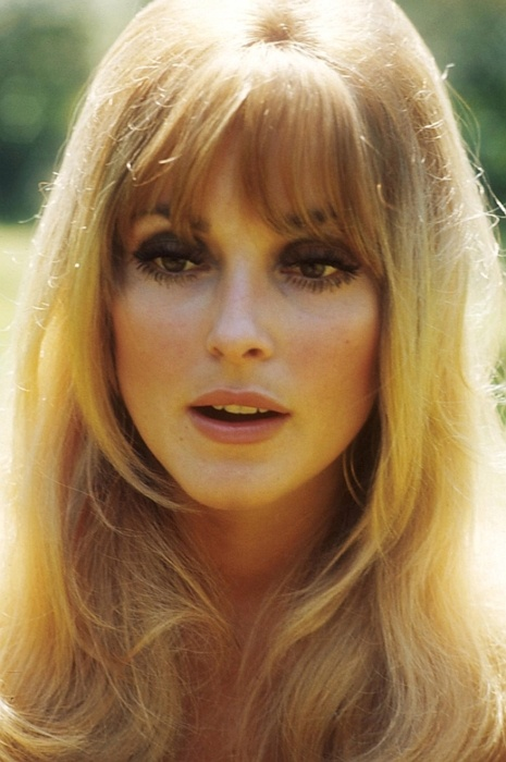 Sharon Tate-- Texas-born actress who died in 1969 at the age of 26.  She was stabbed to death by Charles Manson's crazed minions.. She was married to Roman Polanski at the time and was 8-1/2 mos pregnant.  Not everything about the Sixties was cool...