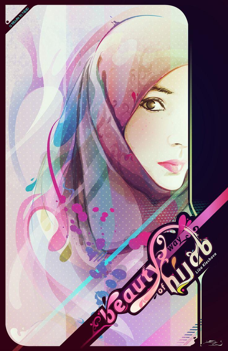 Beauty of Hijab by Ryannzha.deviantart.com on @deviantART