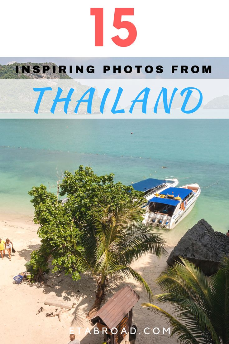 Thailand is an ideal country for every traveler. It is cheap, easy, full of good food and beautiful beaches, and has its own distinctive culture.
