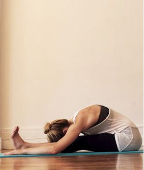 Yoga Poses to Ease Anxiety