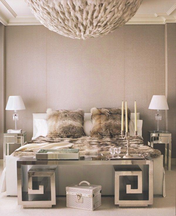 Bedroom set up, minimalist set