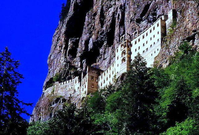 Sumela Monastery at Trabzon