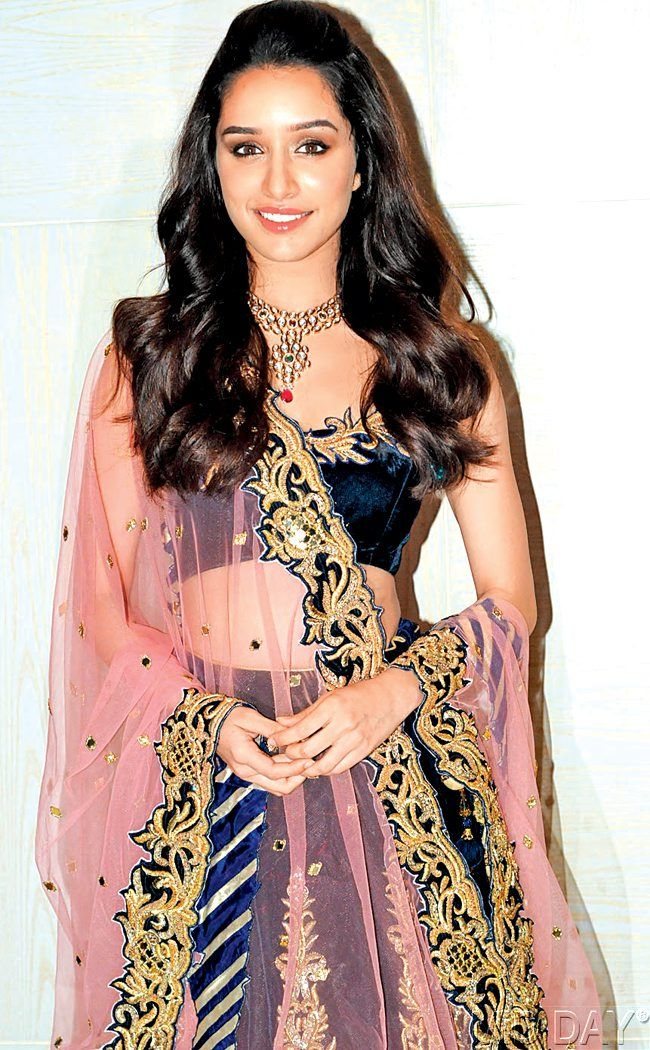 Shraddha Kapoor at the IBJA Award ceremony. #Bollywood #Fashion #Style #Beauty