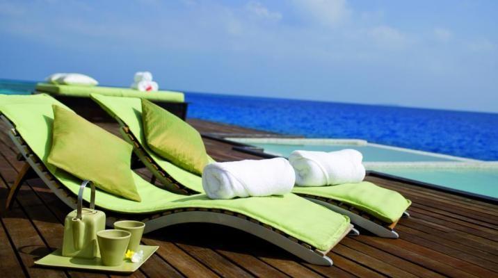 Coco spa på Coco Bodu Hithi, Maldiverne