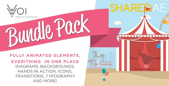 Videohive - World Of Inspiration Bundle Pack 17279458 - Free Download
