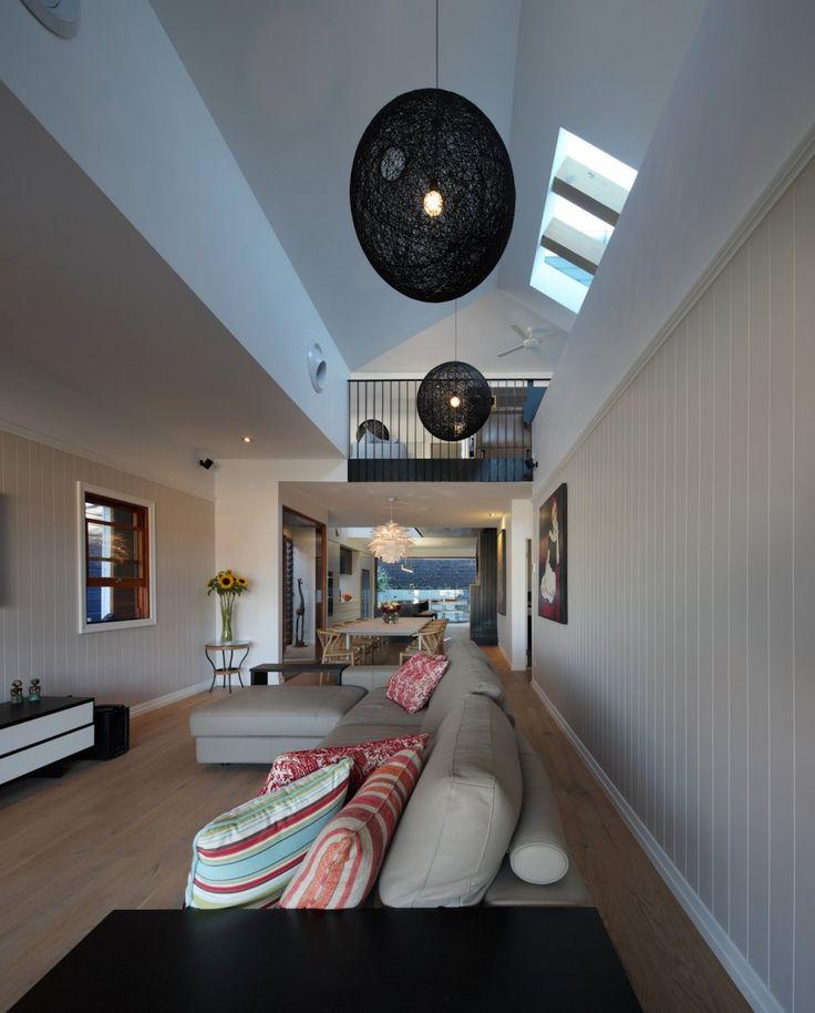 Random Light by Moooi: Interior Design, Street House, Beeston Street, Shaun Lockyer, Biawow Com Architecture, Beautiful Interiors, Living Room, Architecture Inspiration, Lockyer Architects