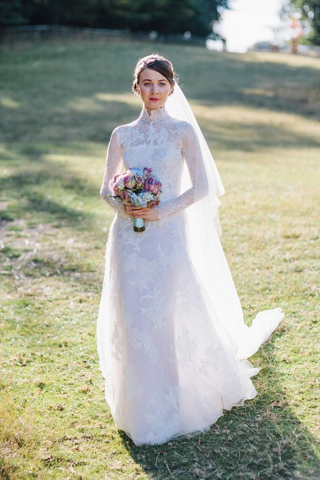 Grace Kelly Elegance and a Manuel Mota Gown for a Fairytale Wedding at Blenheim Palace | Love My Dress® UK Wedding Blog