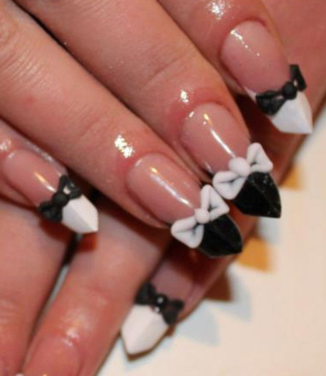 Love these nails for Valentine's Day. Maureen A Gonta DDS PC  - pediatric dentist in Corning, NY @ www.drgonta4kids.com