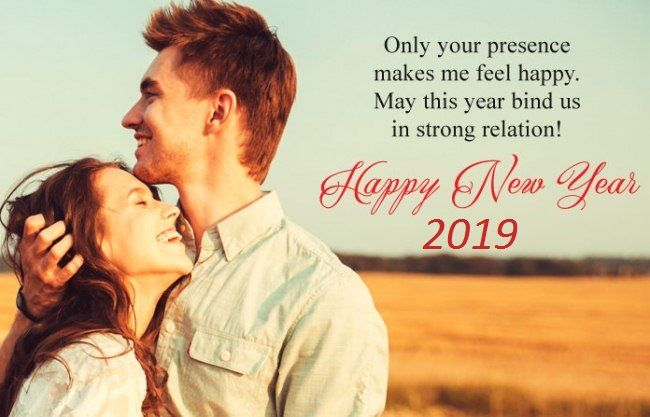 Happy New Year Quotes For Girlfriend 2019 Happy New Year Quotes Happy New Year Love Quotes About New Year
