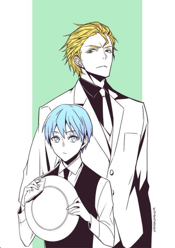 Nash x Kuroko