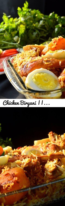 Marvelous Tags: Chicken Biryani, Chicken Biryani Restaurant Style, Biryani Recipe,  Dum Biryani, Hyderabadi Biryani, Chicken Recipes, Chicken Recipe, Cook, ...