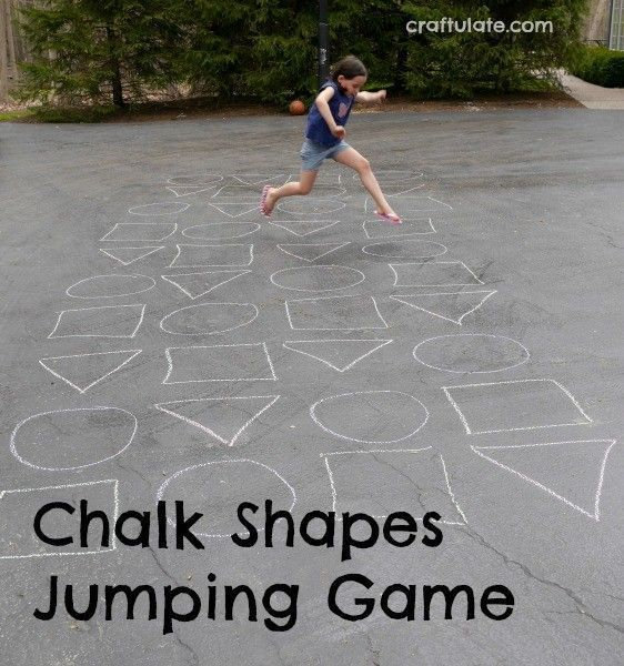 This looks like a super fun outdoor gross motor activity!