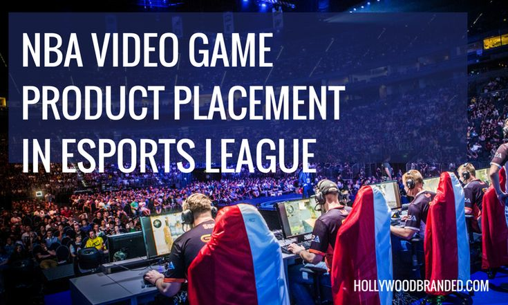 Hollywood Branded looks at the growing opportunity for brands to participate in sports marketing and video game product placement in eSports, and the launch of the NBA's eSports League.