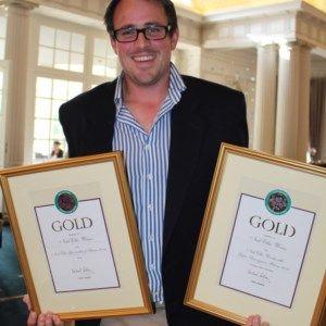 Old Mutual Trophy Awards - Warren Ellis