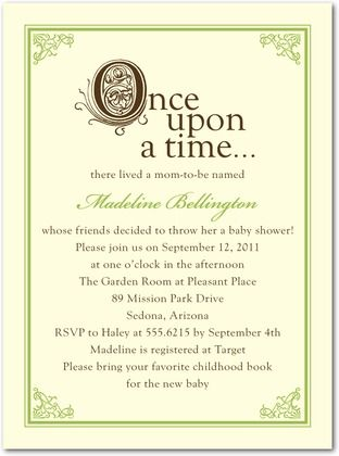 40 best book theme baby shower images on pinterest | book shower, Baby shower invitations